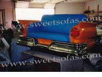 1957 Ford Rear Sofa