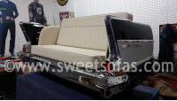 57 Chevy Bel Air Rear Sofa
