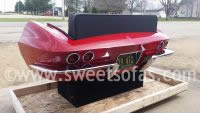 59 Corvette Rear Reverse Sofa