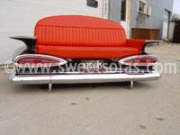 1959 Impala Rear Car Furniture