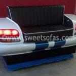 1996 Dodge Viper Rear Couch