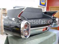 1960 Cadillac Car Furniture