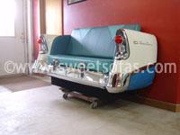 1956 Chevrolet Car Furniture