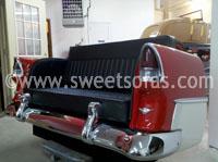 1955 Chevrolet Car Furniture