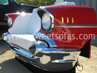 1957 Chevy Front End Couch
