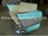 57 Chevy Bel Air Sofa