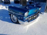 57 Chevrolet Car Desk