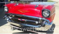Car Furniture | 1957 Chevrolet Poin of Purchase