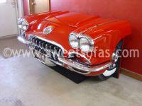 59 Corvette Display