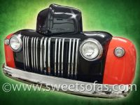 47 Ford Truck Display