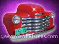 51 Chevy Truck Display