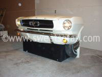 65 Mustang Display