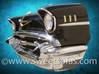 57 Chevy Wall Hanger