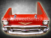 57 Chevrolet J Shaped Counter Wrap