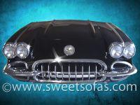 59 Corvette Wall Hanger