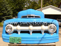 50's Ford Truck Wall Hanger