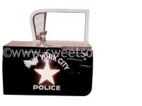 New York Police Car Door Wall hanging