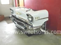 Car Furniture | 1957 Chevrolet Car bar