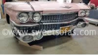 1959 Cadillac Bar Car Furniture