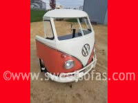 VW Split Window Bus Bar