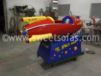 Bally Space Ship Kiddie Ride