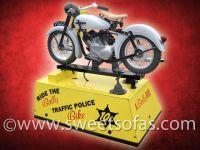 Bally Motorcycle Ride