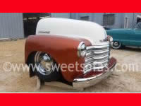 Classic Truck Furniture Decor