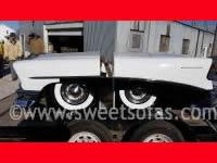Car Decor   1956 Chevrolet Car Furniture