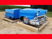 Car Decor | 1956 Ford Car Furniture