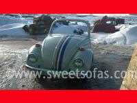 Herbie The Love Bug Kids Bed