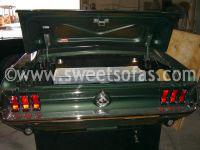 Mustang Cooler Rear View