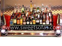 57 Chevy Rear Wall Hanger Bar