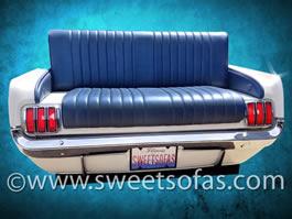 Charmant Mustang Car Sofa